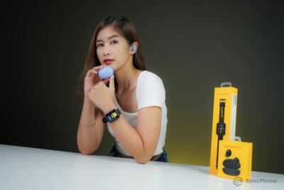 รีวิว realme Buds Q2 หูฟัง TWS ราคาไม่ถึงพัน และ realme Watch 2 Pro สมาร์ทวอทช์อัจฉริยะในราคา 2,999 บาท