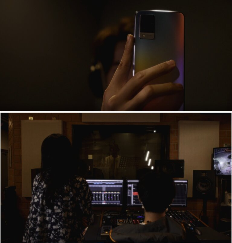 Vivo V21 5G Vivo Presenter Teaser 02 down 1