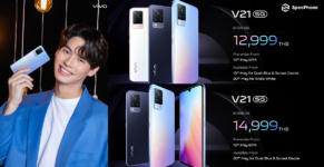 vivo v21 5g launch event cover