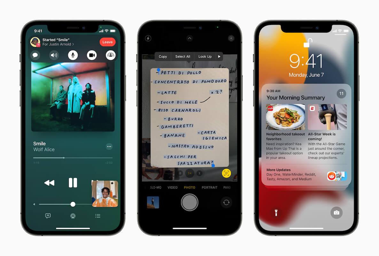 Apple เปิดตัว iOS 15 เพิ่มฟีเจอร์ FaceTime, iMessage, Maps, Photo และอื่น ๆ อีกมากมาย