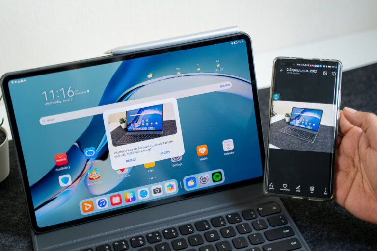 Review HUAWEI MatePad Pro 12 SpecPhone 00036