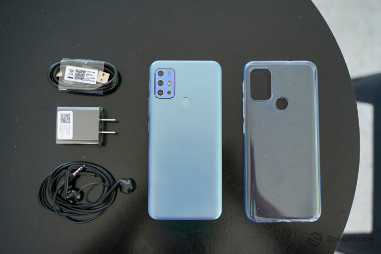 Review Moto G20 04