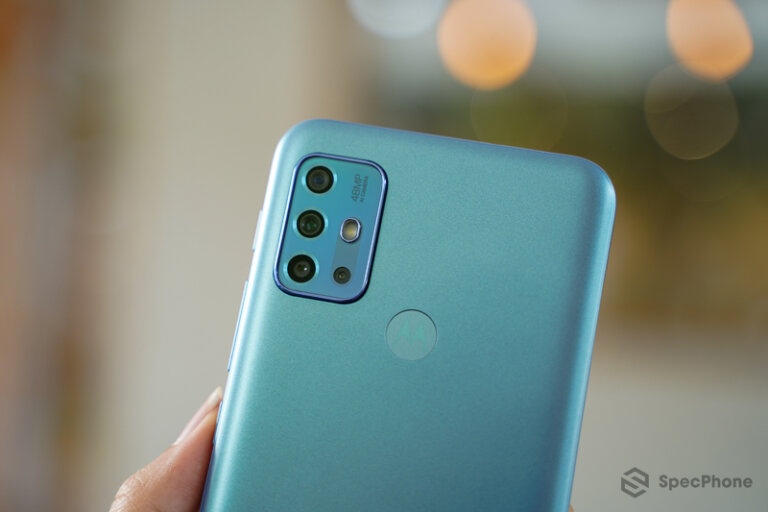 Review Moto G20 27