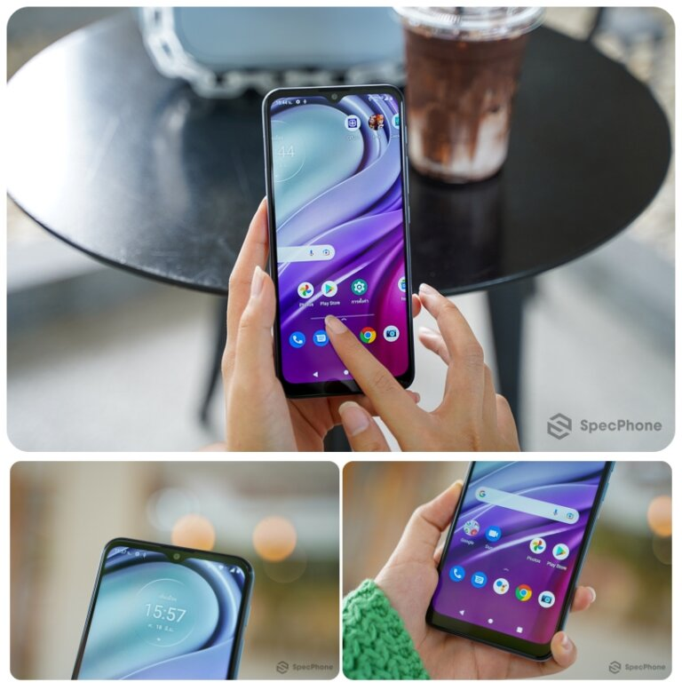 Review Moto G20 76 2