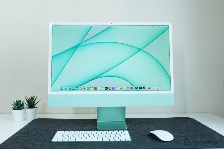 Review iMac M1 24 inch SpecPhone 00021