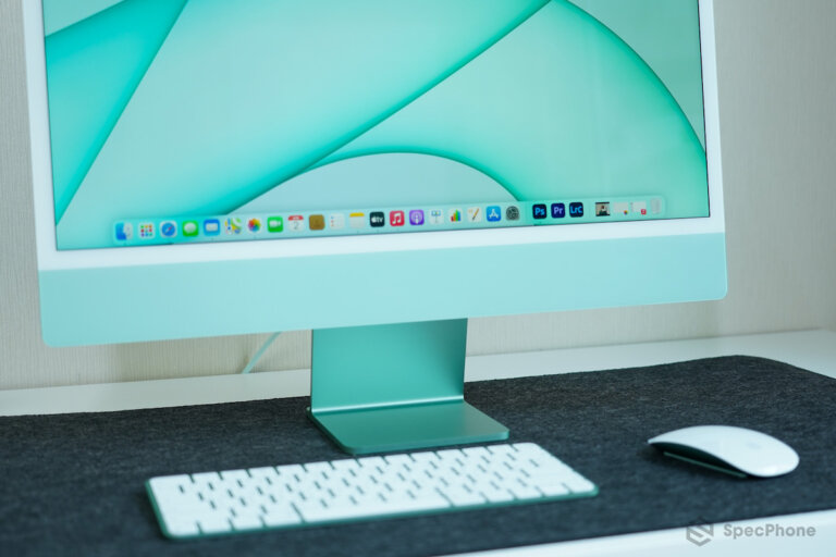 Review iMac M1 24 inch SpecPhone 00023