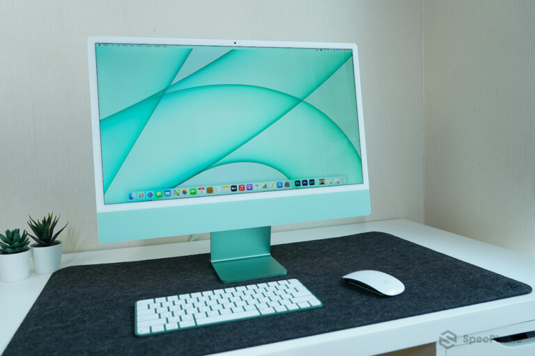Review iMac M1 24 inch SpecPhone 00025
