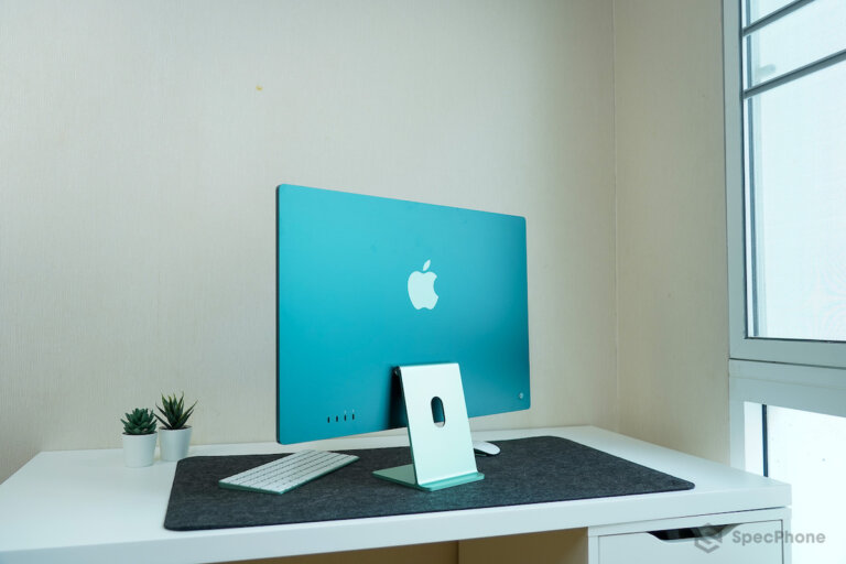 Review iMac M1 24 inch SpecPhone 00036