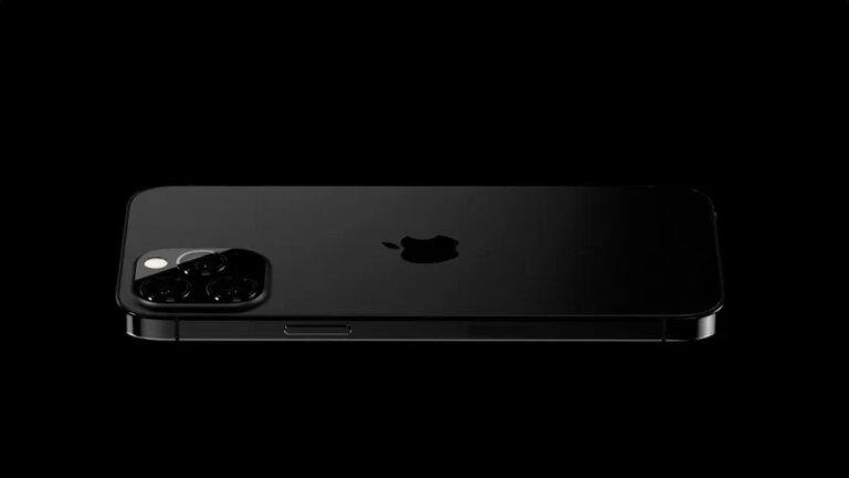iphone 13 สีดำด้าน