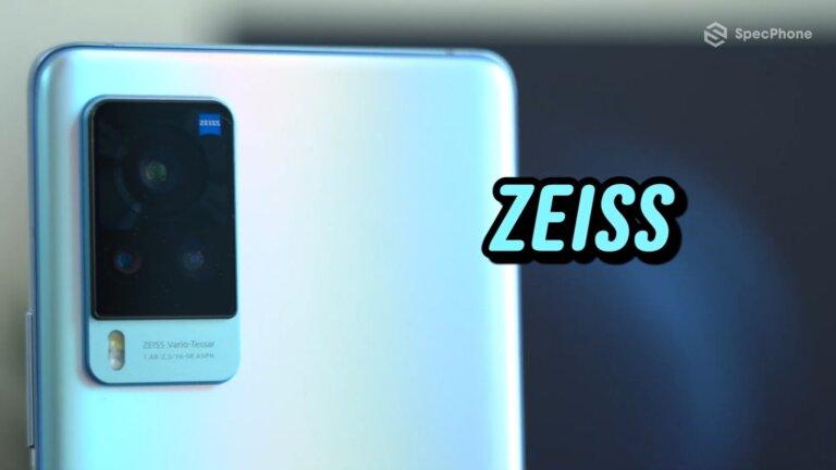 vivo X60 Pro 5G ZEISS add logo