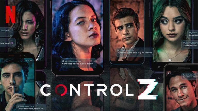 ดูอะไรดี netflix เข้าใหม่ สิงหาคม 2021 Control Z 2