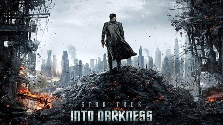 ดูอะไรดี netflix เข้าใหม่ สิงหาคม 2021 Star Trek Into Darkness