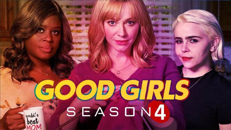 ดูอะไรดี netflix เข้าใหม่ สิงหาคม 2021 good girl 4
