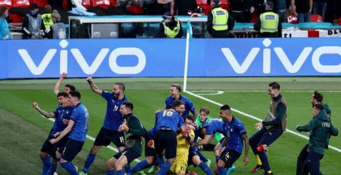 Vivo เนรมิตโมเม้นท์สุดประทับใจจากแฟนบอล Euro 2020 สู่มิติใหม่