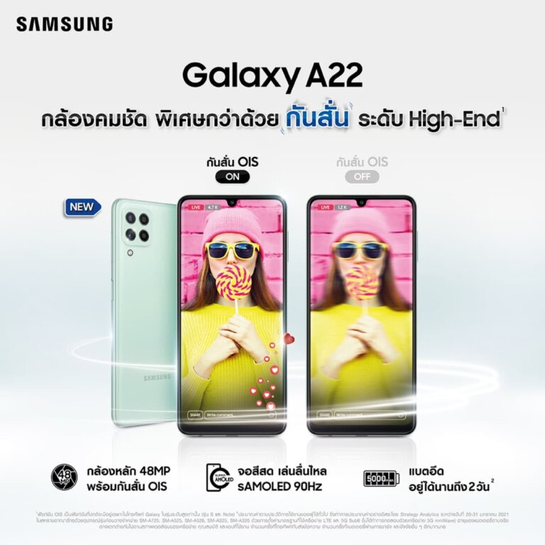 A22 LTE Main KV 2