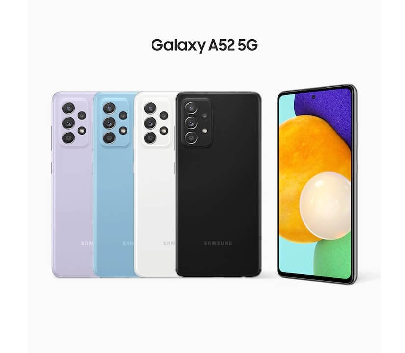 Samsung Galaxy A52s อาจเปิดตัวเร็วๆ ในยุโรป
