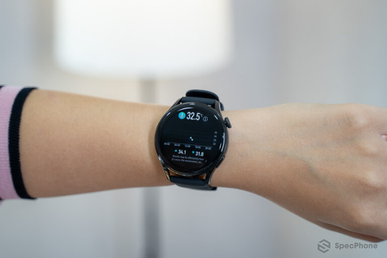 Review HUAWEI Watch 3 SpecPhone 0011