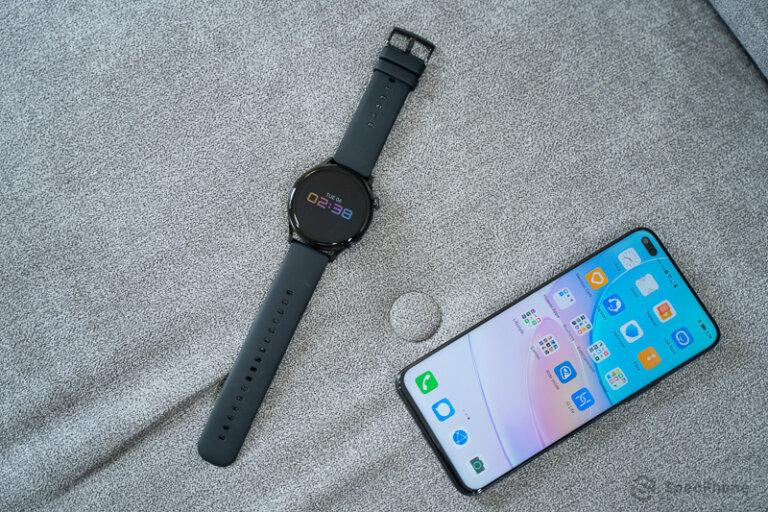 Review HUAWEI Watch 3 SpecPhone 0012