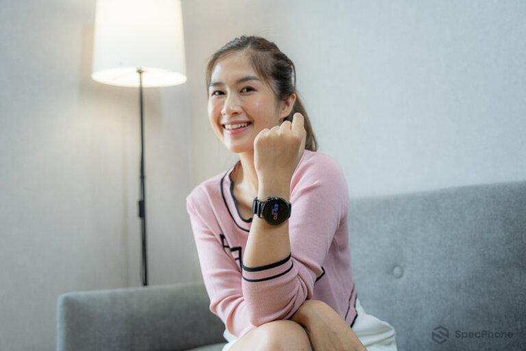 Review HUAWEI Watch 3 SpecPhone 0018