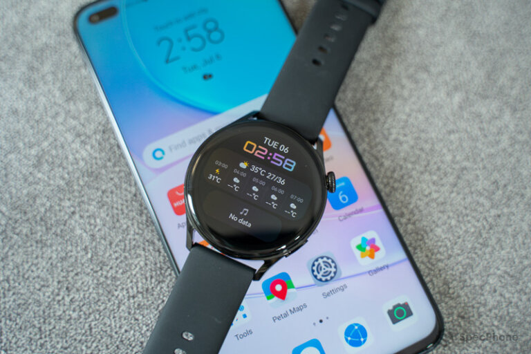 Review HUAWEI Watch 3 SpecPhone 0025