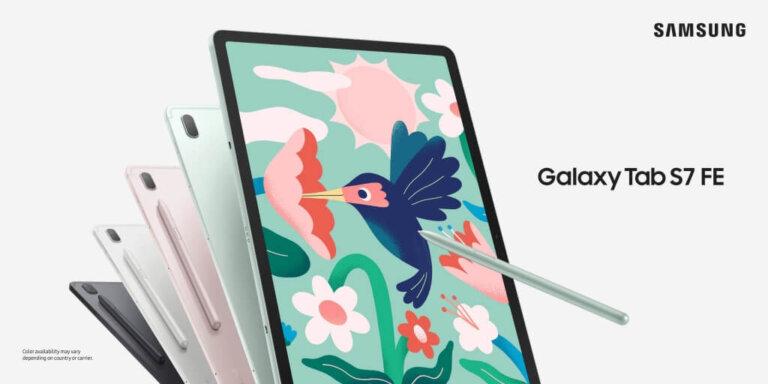 Samsung Galaxy Tab S7 FE KV. 1