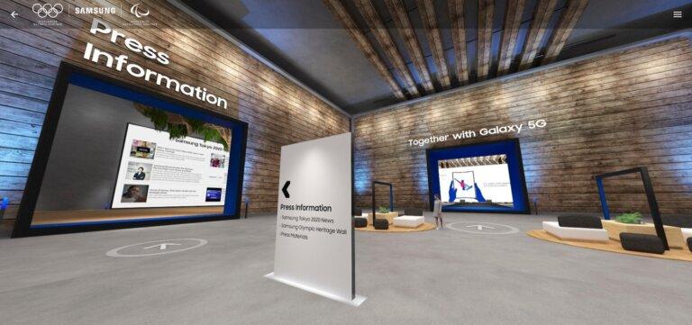 Samsung Galaxy Tokyo 2020 Media Center 2.