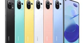 Xiaomi Mi 11 Lite header official