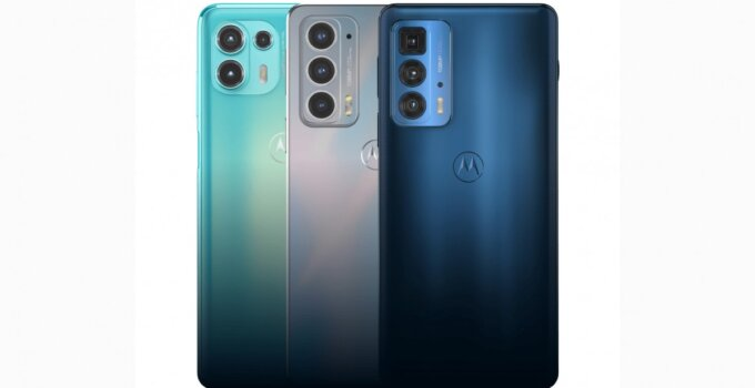 Motorola Edge 20, 20 Pro, 20 Lite เปิดตัวอย่างเป็นทางการ