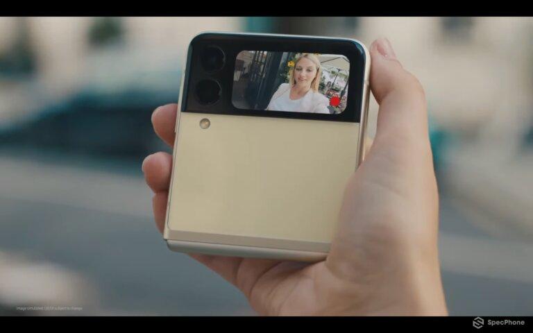 Galaxy Z Fliip3 5G109