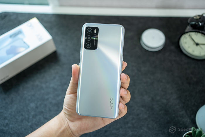 Review OPPO A16 23
