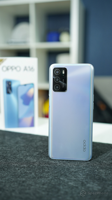 Review OPPO A16 56