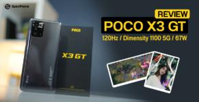 Review POCO X3 GT