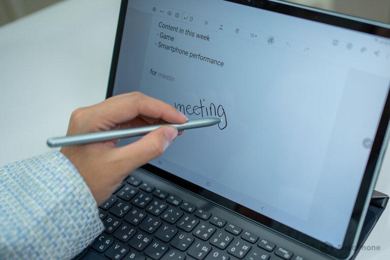 Review Samsung Galaxy Tab S7 FE 19