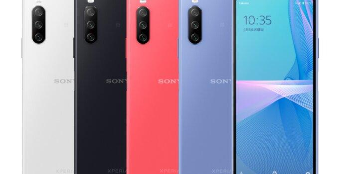 Sony Xperia 10 III Lite สมาร์ทโฟนรุ่นเล็กแห่งอารยธรรมเปิดตัวแล้ว