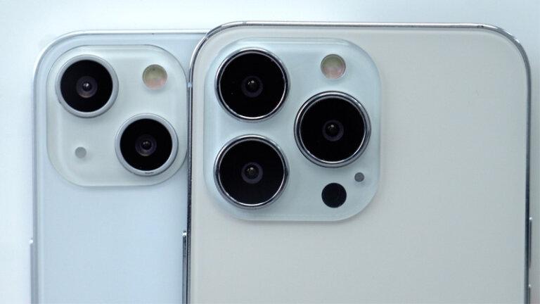 iphone 13 เปิดตัว สี ราคา ดีไซน์ เทียบ13