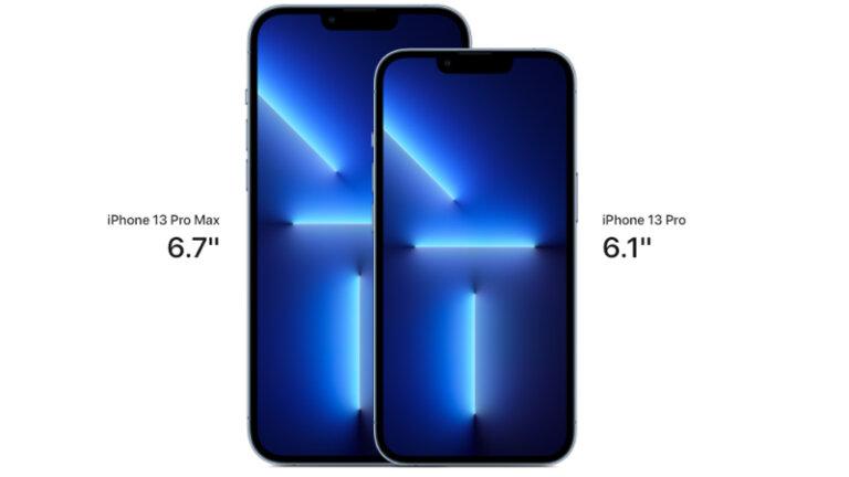 อัพเดทราคาไอโฟนทุกรุ่นล่าสุด 2021 iphone 13 pro iphone 13 pro max