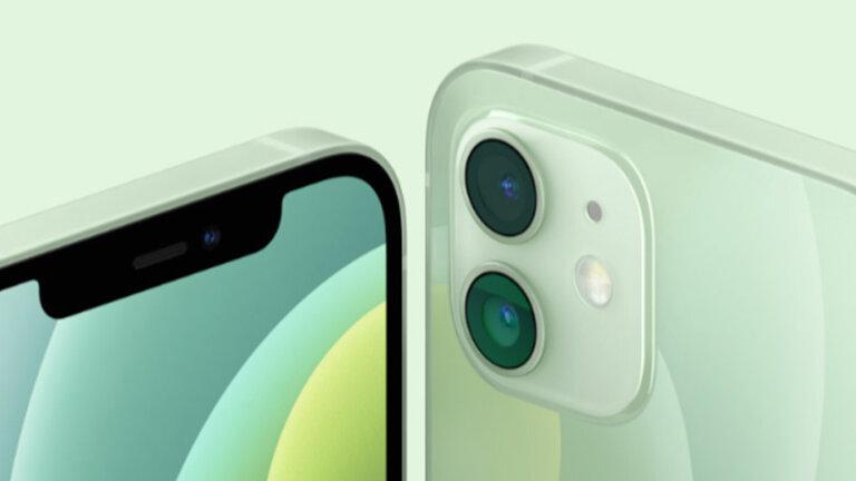 เปรียบเทียบสเปค iPhone 13 Pro vs iPhone 12 รุ่นไหนดี iPhone 12 กล้อง