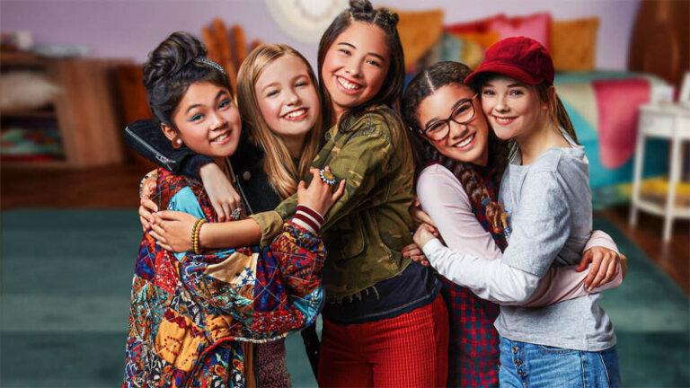 แนะนำซีรี่ย์ Netflix น่าดูตุลาคม 2021 The Baby-Sitters Club