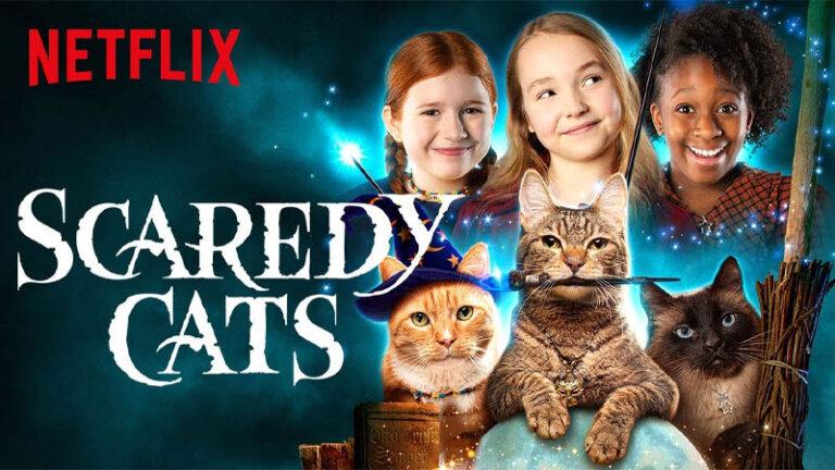 แนะนำซีรี่ย์ Netflix น่าดูตุลาคม 2021 scaredy cats