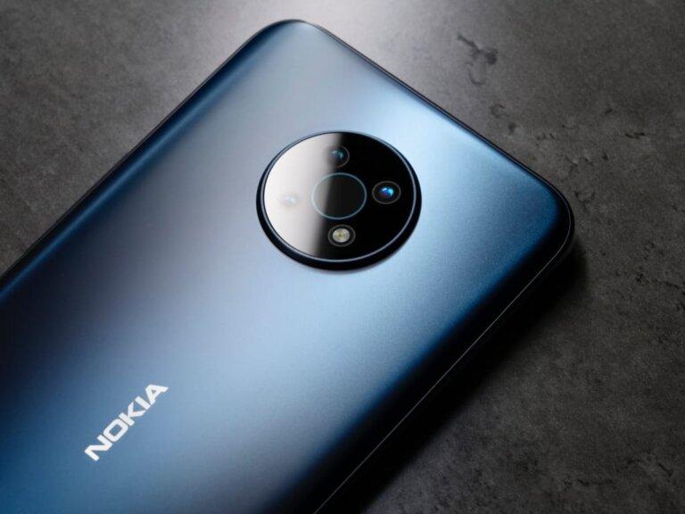 4. Nokia G50