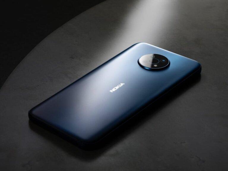5.Nokia G50