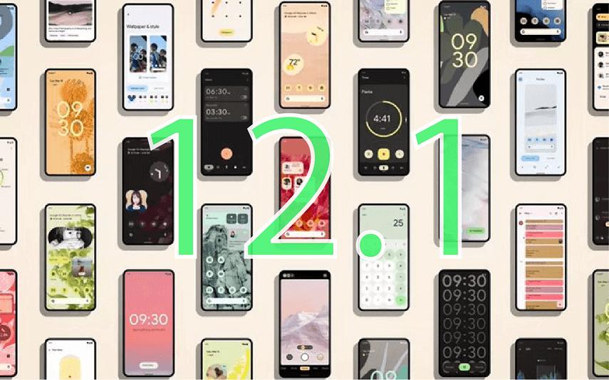 Android 12.1 ถูกออกแบบมาเพื่อเพิ่่มประสิทธิภาพสมาร์ทโฟนหน้าจอพับได้