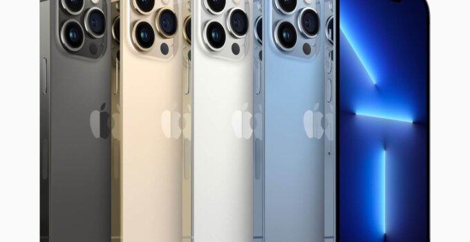 ผู้ใช้ iPhone 13 บางรายบ่นหน้าจอมีปัญหาเรื่องการสัมผัส สาเหตุอาจมาจาก iOS 15