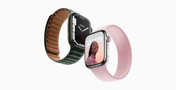 เปิดตัว Apple Watch Series 7 จอใหญ่ขึ้น ชาร์จไว วางขายปลายปีนี้