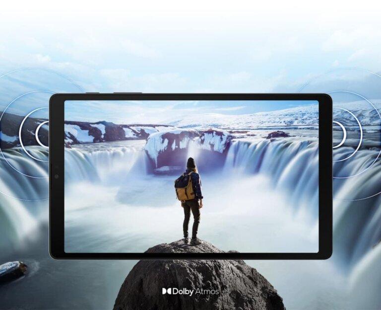 Galaxy Tab A7 Lite LTE 05 Dolby Atmos PC.