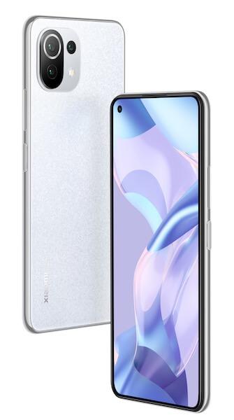 Product Xiaomi 11 Lite 5G NE Snowflake White
