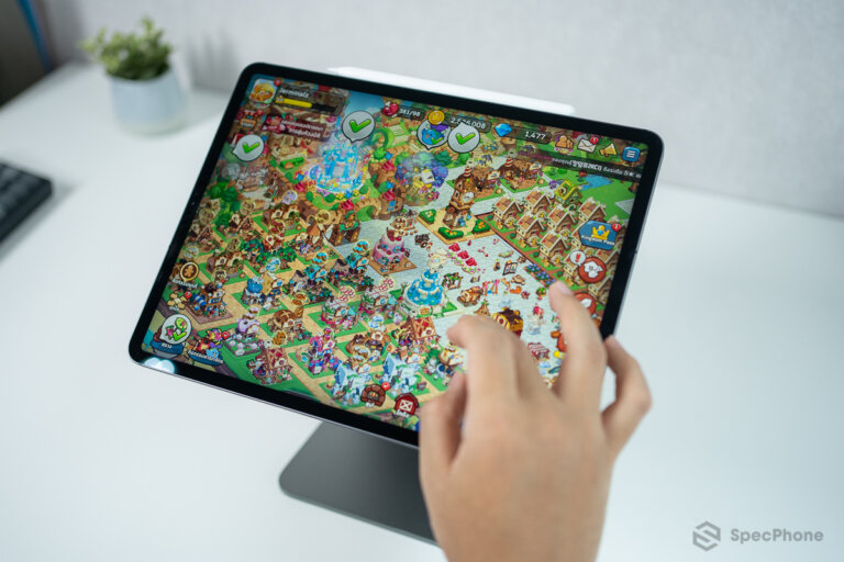 Review Lululook Magnetic iPad Stand SpecPhone 00019