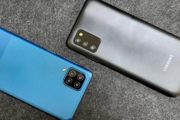 Review Samsung Galaxy A12 Galaxy A03s SpecPhone 0002