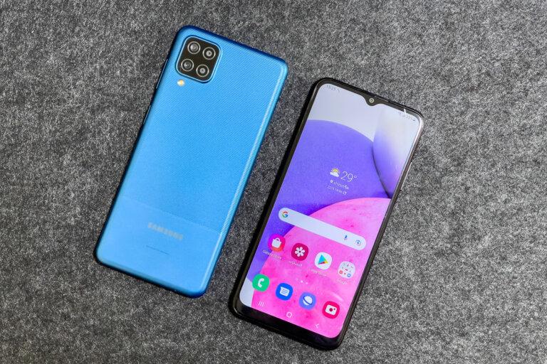 Review Samsung Galaxy A12 Galaxy A03s SpecPhone 0004