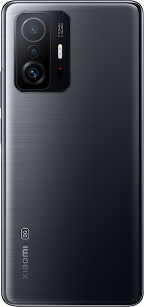 Xiaomi 11T Black back